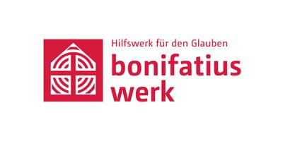 Logo Bonifatiuswerk der Deutschen Katholiken
