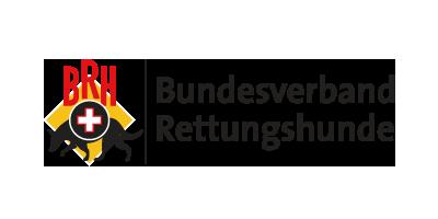 Logo Bundesverband Rettungshunde