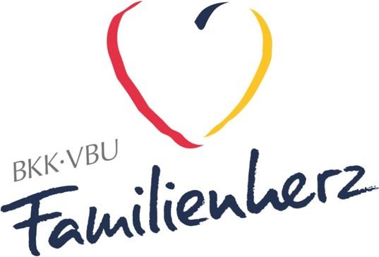 Logo BKK VBU Familienherz
