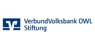 Logo Verbundvolksbank OWL Stiftung