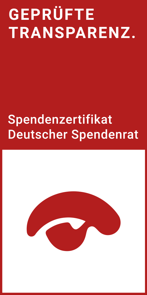 Logo Spendenzertifikat